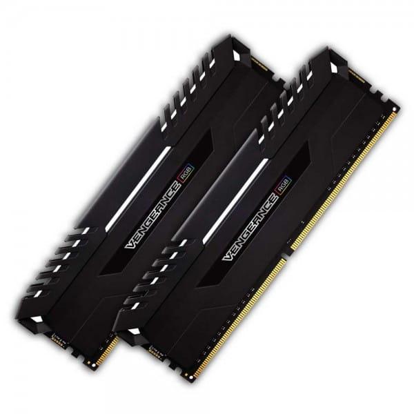 16GB Corsair Vengeance RGB DDR4-2666 DIMM CL16 Dual Kit (CMR16GX4M2A2666C16)