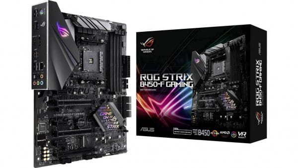 ASUS ROG Strix B450-F Gaming DDR4 Sockel AM4 Mainboard