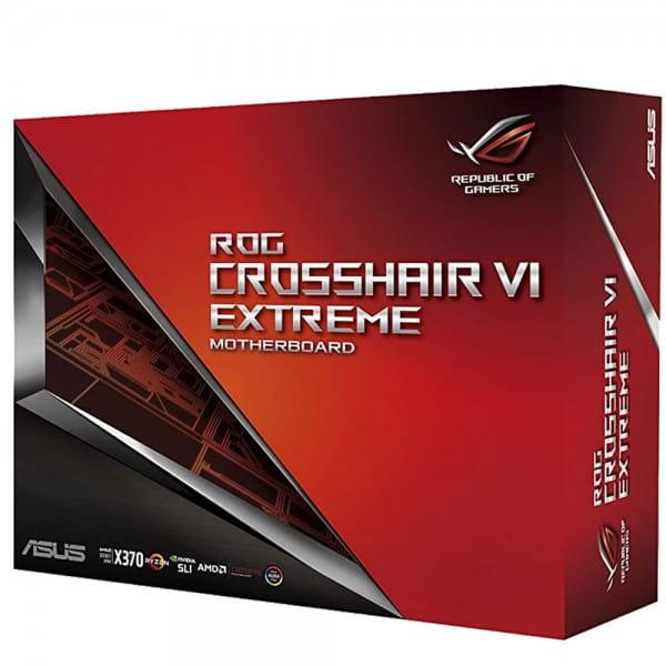 ASUS ROG Crosshair VI Extreme Sockel AM4 DDR4 E-ATX Mainboard