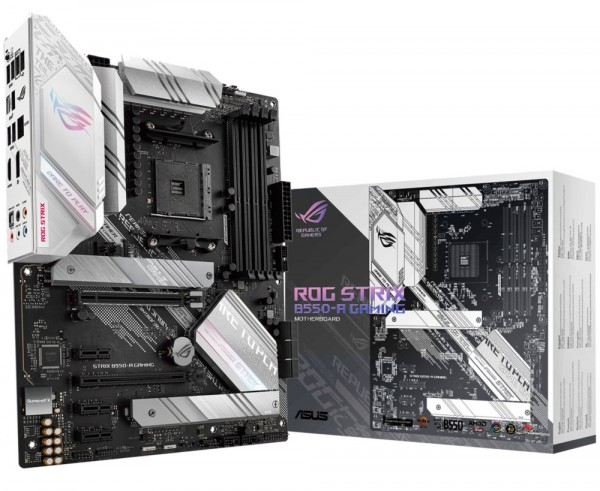 ASUS ROG Strix B550-A Gaming DDR4 Sockel AM4 ATX Mainboard