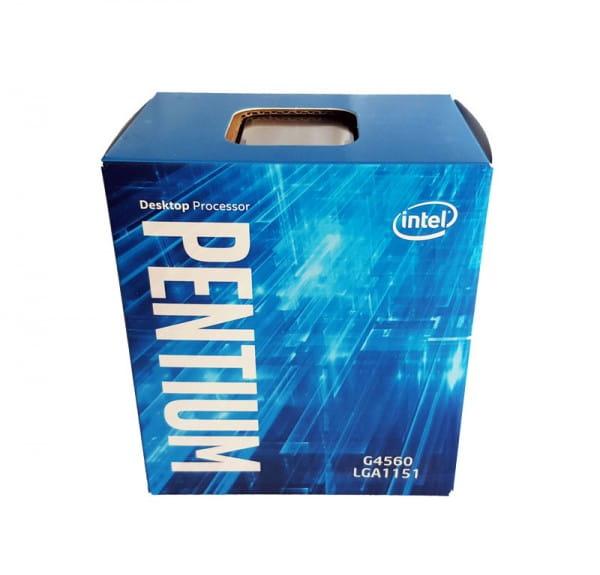 Intel Pentium G4560 – 2x 3.50GHz Sockel 1151 Box